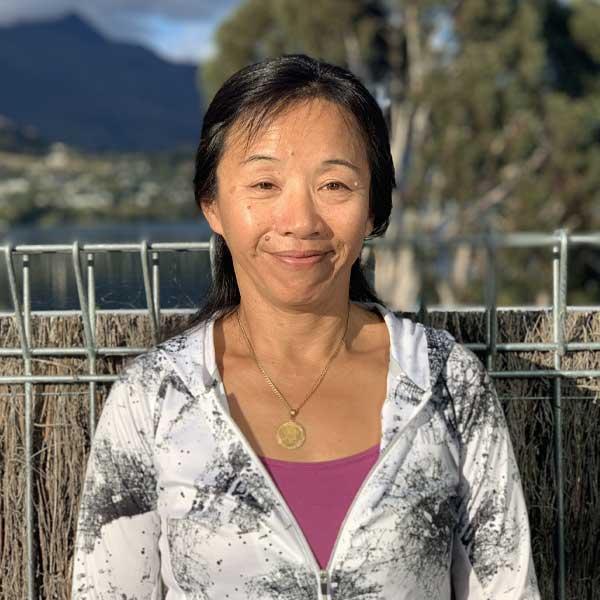 Keiko Hirokawa, Teacher Aide